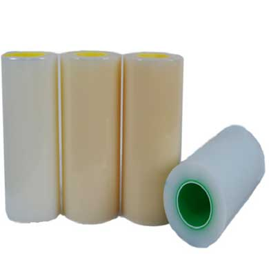 High density polyethylene film