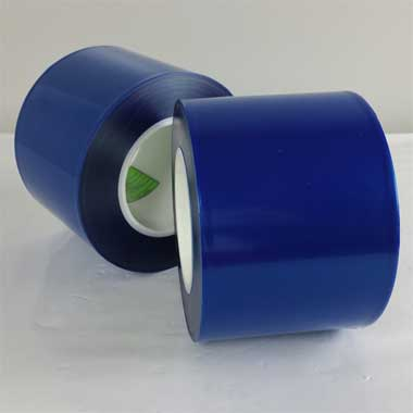 Blue Free Polyethylene Film